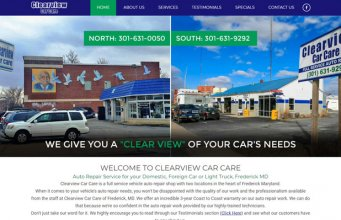 Clearview Car Care
