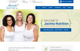 Jacinta Nutrition & DM Education Services